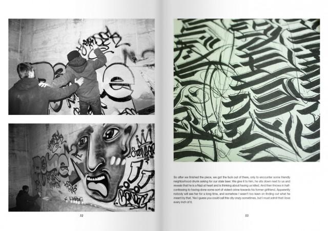Screenshot from KnockKnock Issue 4