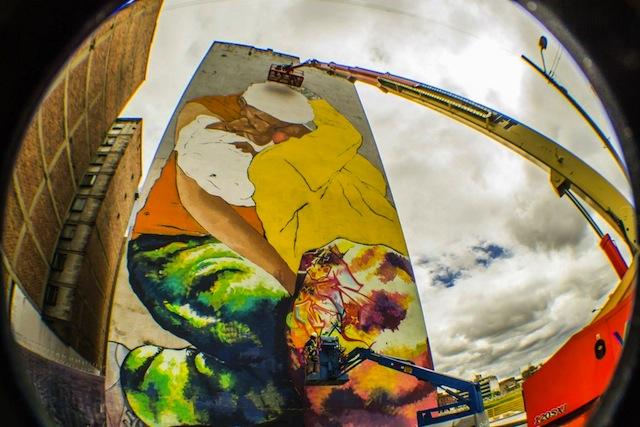 Vertigo Graffiti