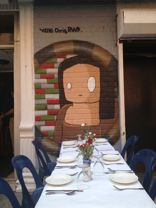 Mona Lisa by ChrisRWK and Veng