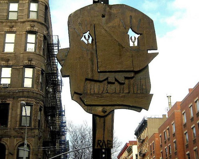 On the Lower East Side, 2012