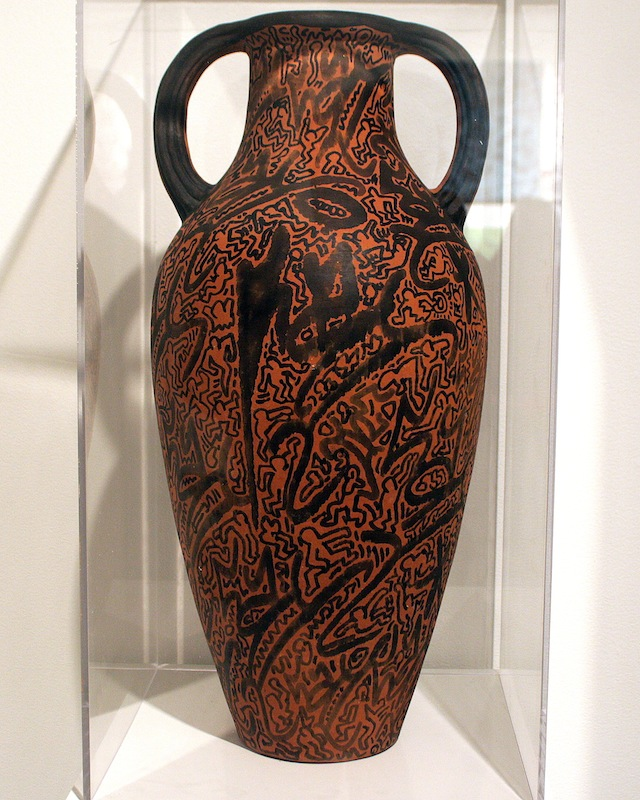 Keith Haring and LA2 collaboration