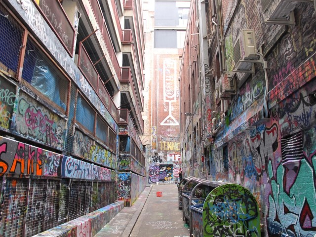 Rutledge Lane before the buff - Photo by Dean Sunshine