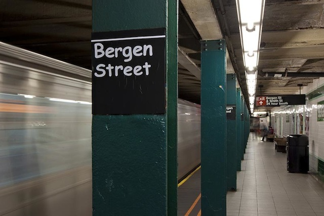 """From the series """"The silent revenge of Comic Sans"""" by anonymous in New York City. Photo by the artist."""