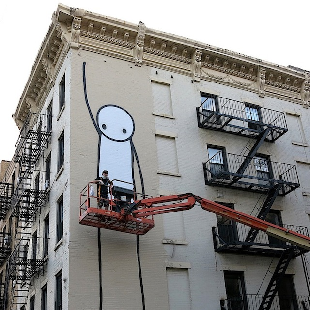 Stik in the East Village facing Tompkins Square Park