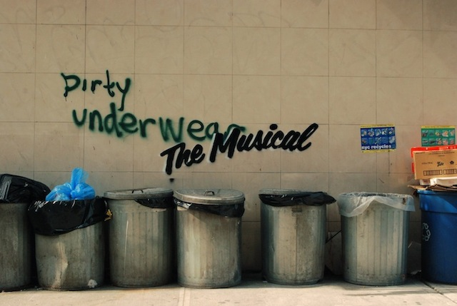 Banksy. Photo from banksyny.com.