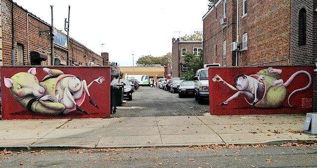 Zed1 in Sheepshead Bay, Brooklyn