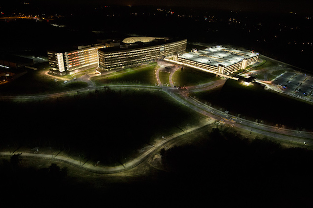 The National Geospatial-Intelligence Agency in Springfield, Virginia