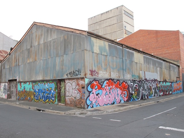 Norhtumberland Street Collingwood - Photo by Dean Sunshine