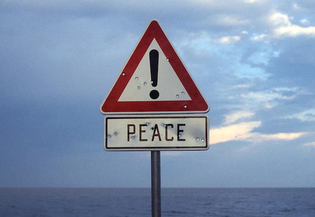 """""""Peace,"""" 1990"""