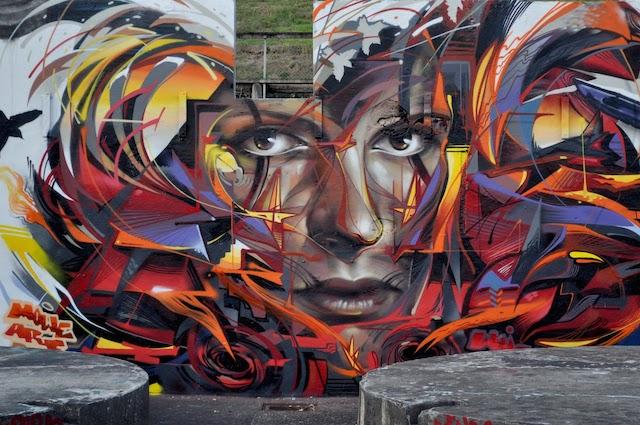 Wert 159 in Aucklnad City, New Zealand. Photo courtesy of Wert 159.