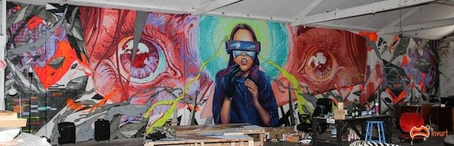 Slicer, Shawn Lu, Adnate, Jaws, Rashe. Photo by David Russell