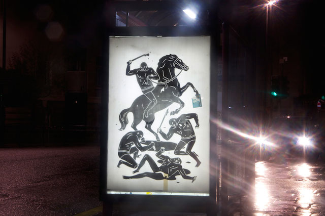 Cleon Peterson in Leeds