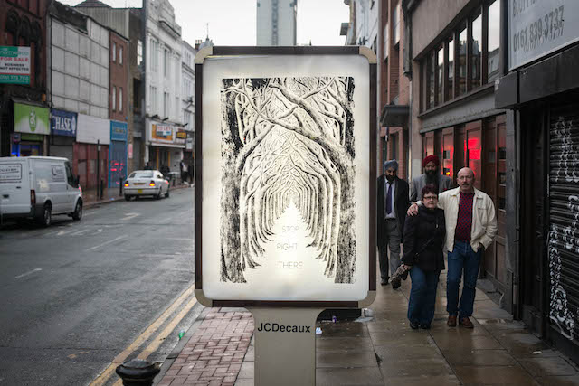 Stanley Donwood in Manchester