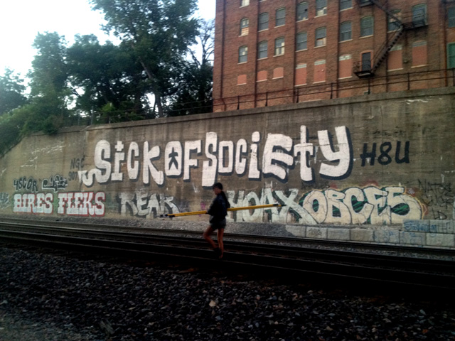 Sick of Society by Droid 907