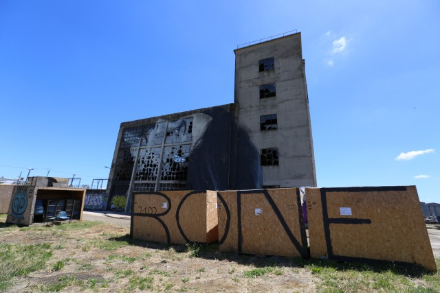 RONE. Photo by David Russell