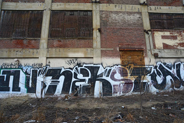 Potatoe, Nekst, Hank, and more. April 2014. Photo by Martha Cooper.