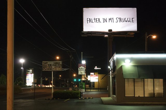 Falter-In-My-Struggle