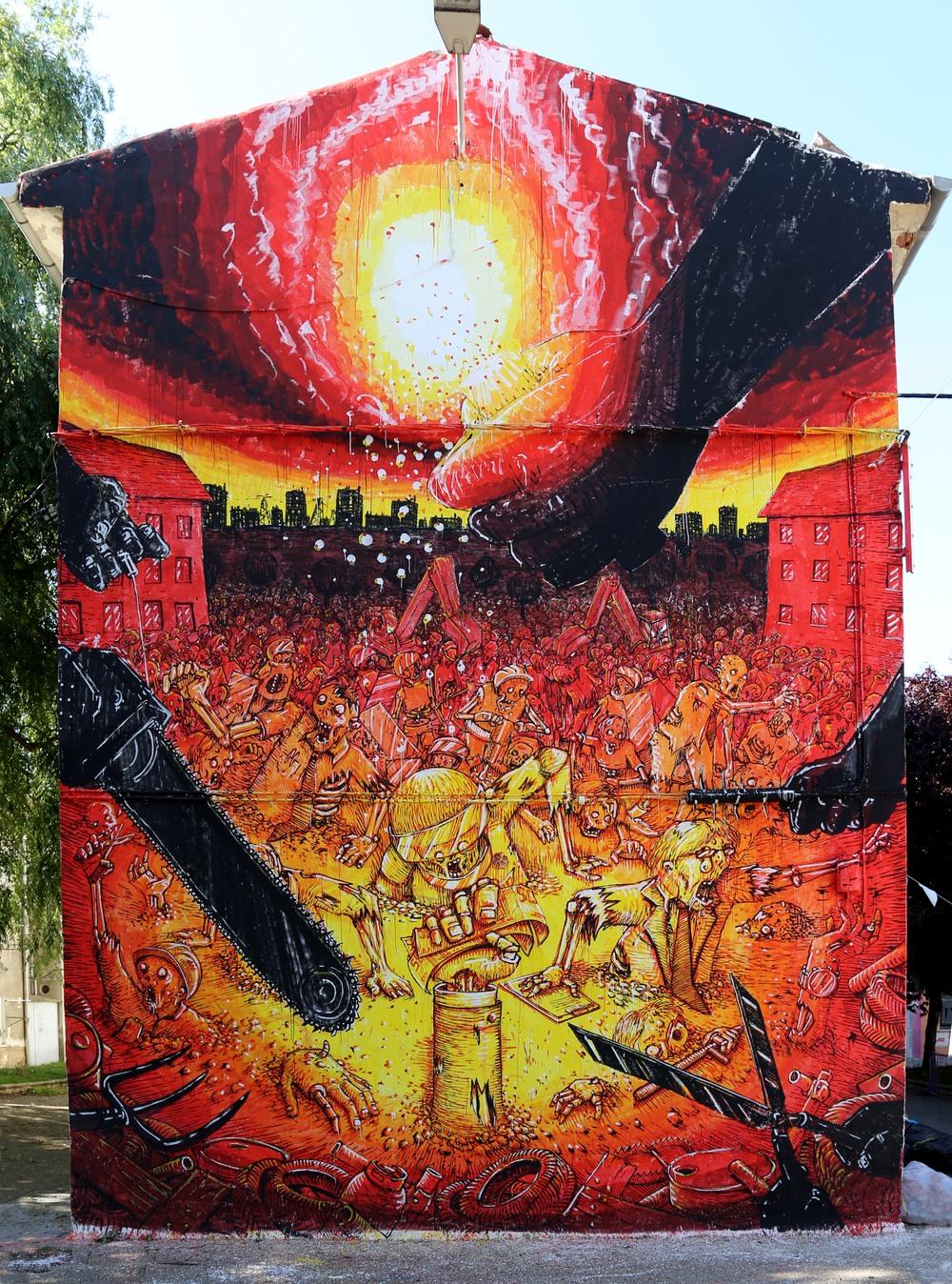 Vandalog A Street Art Blog